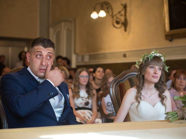 Il matrimonio di Daniele e Romina a Novi Ligure, Alessandria 23