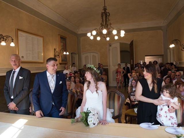 Il matrimonio di Daniele e Romina a Novi Ligure, Alessandria 24