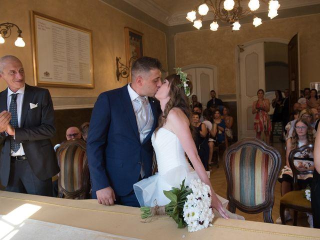 Il matrimonio di Daniele e Romina a Novi Ligure, Alessandria 25