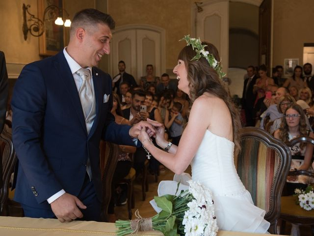 Il matrimonio di Daniele e Romina a Novi Ligure, Alessandria 26