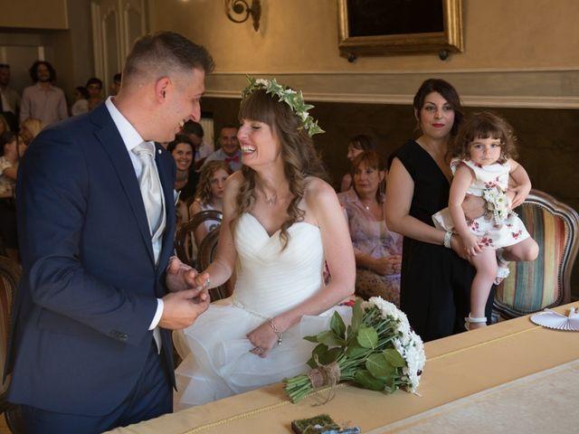 Il matrimonio di Daniele e Romina a Novi Ligure, Alessandria 28