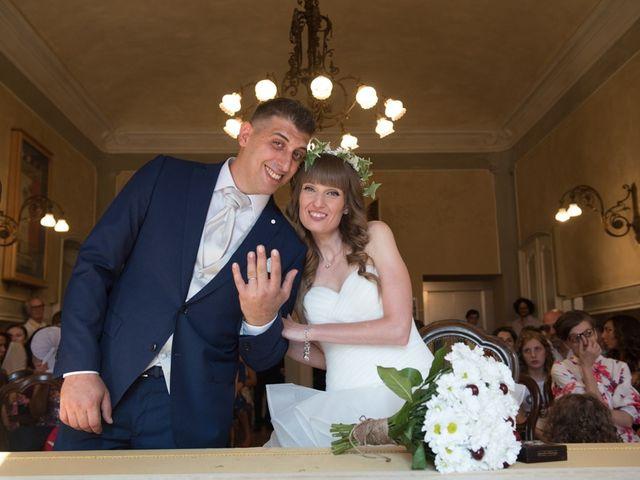 Il matrimonio di Daniele e Romina a Novi Ligure, Alessandria 29