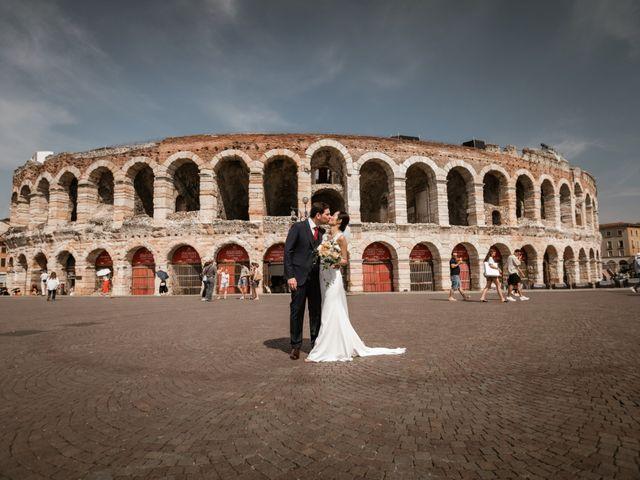 Le nozze di Chiyan e Sergio
