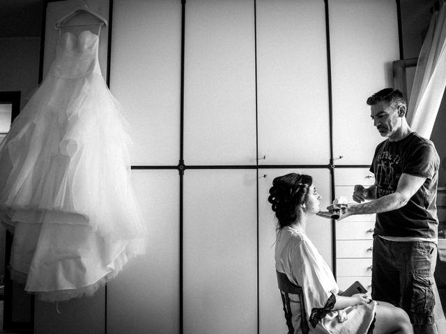 Il matrimonio di Marco e Marta a Nettuno, Roma 5
