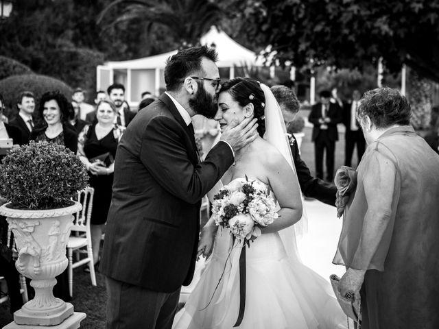 Il matrimonio di Marco e Marta a Nettuno, Roma 23
