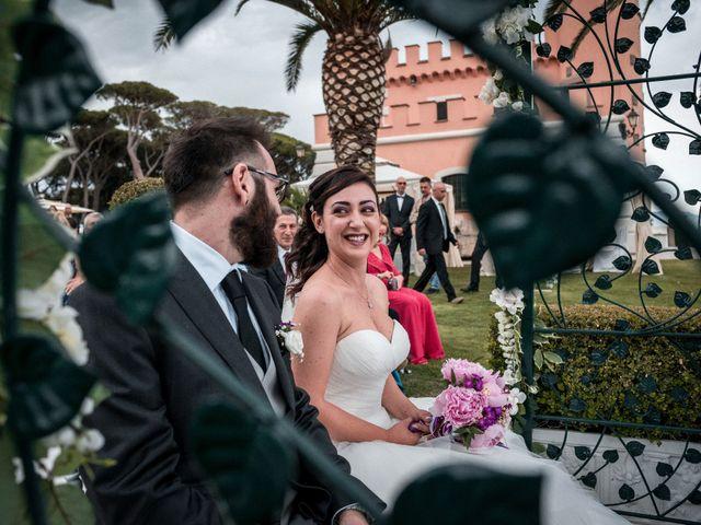 Il matrimonio di Marco e Marta a Nettuno, Roma 25