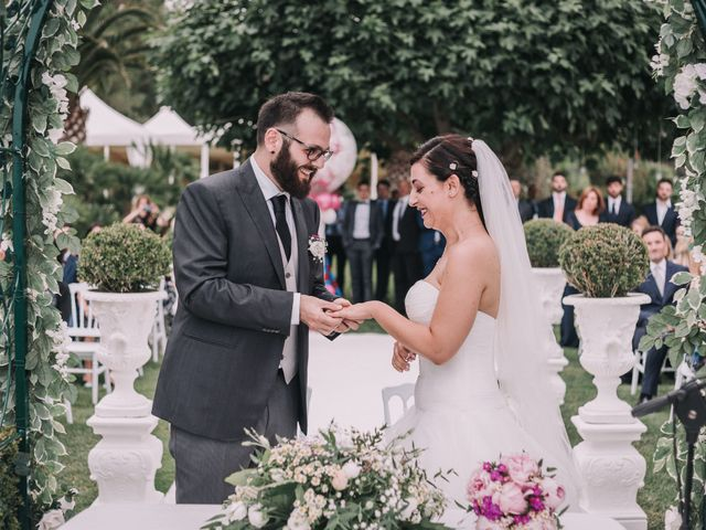 Il matrimonio di Marco e Marta a Nettuno, Roma 30