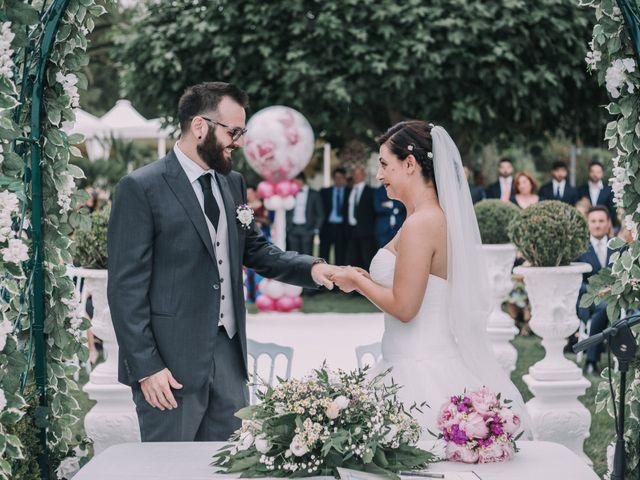 Il matrimonio di Marco e Marta a Nettuno, Roma 31