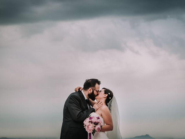 Le nozze di Marta e Marco