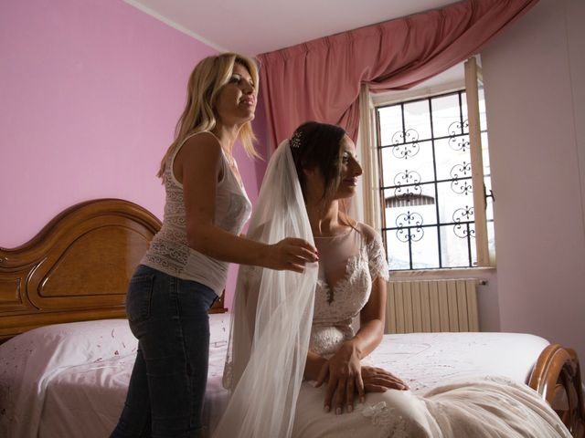 Il matrimonio di Francesco e Elena a Roccadaspide, Salerno 13