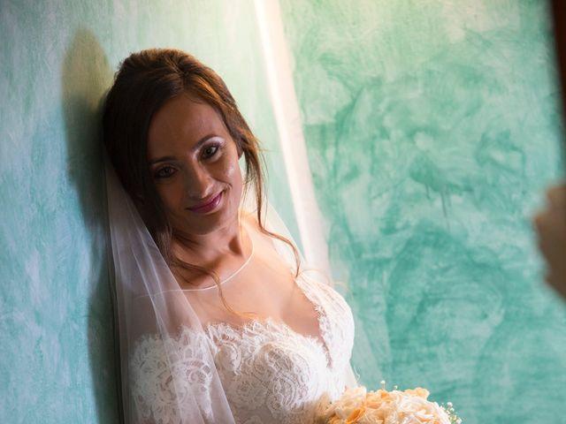 Il matrimonio di Francesco e Elena a Roccadaspide, Salerno 15