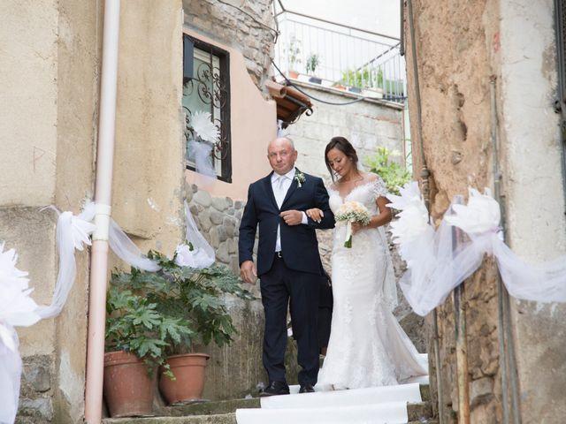 Il matrimonio di Francesco e Elena a Roccadaspide, Salerno 16