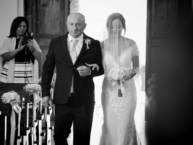 Il matrimonio di Francesco e Elena a Roccadaspide, Salerno 18