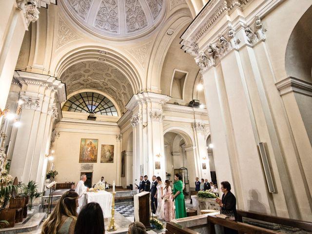 Il matrimonio di Francesco e Elena a Roccadaspide, Salerno 19