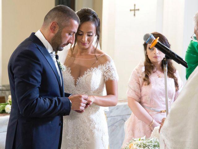 Il matrimonio di Francesco e Elena a Roccadaspide, Salerno 20