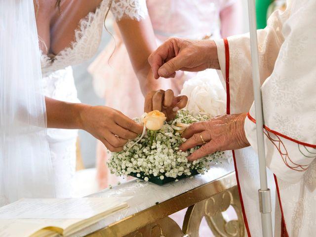 Il matrimonio di Francesco e Elena a Roccadaspide, Salerno 21