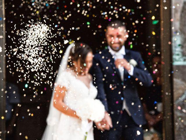 Il matrimonio di Francesco e Elena a Roccadaspide, Salerno 22