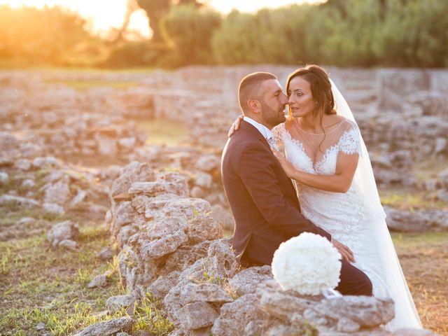 Il matrimonio di Francesco e Elena a Roccadaspide, Salerno 24