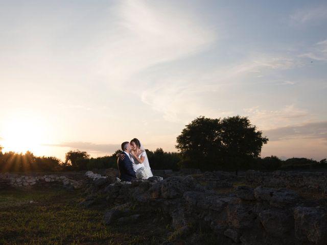 Il matrimonio di Francesco e Elena a Roccadaspide, Salerno 26