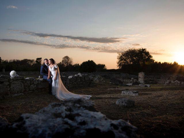 Il matrimonio di Francesco e Elena a Roccadaspide, Salerno 27