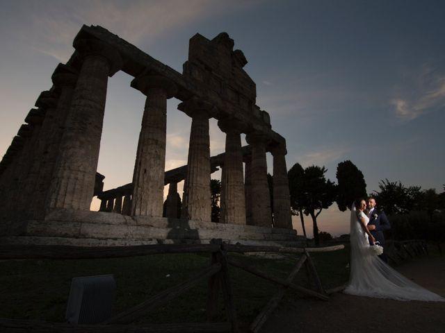Il matrimonio di Francesco e Elena a Roccadaspide, Salerno 1