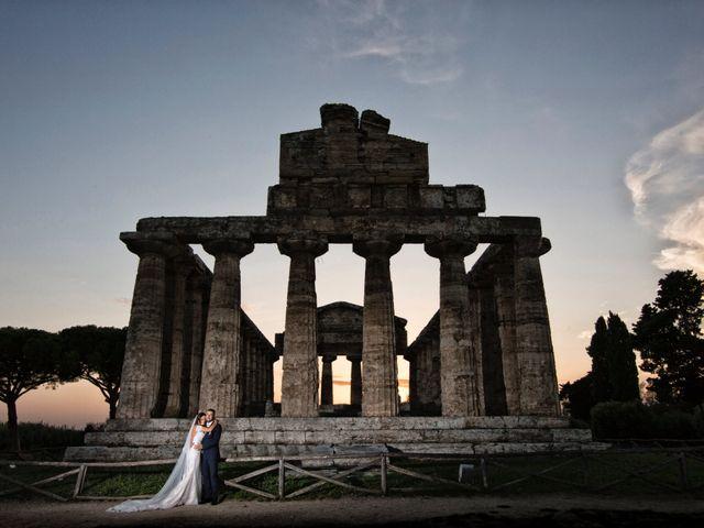 Il matrimonio di Francesco e Elena a Roccadaspide, Salerno 28