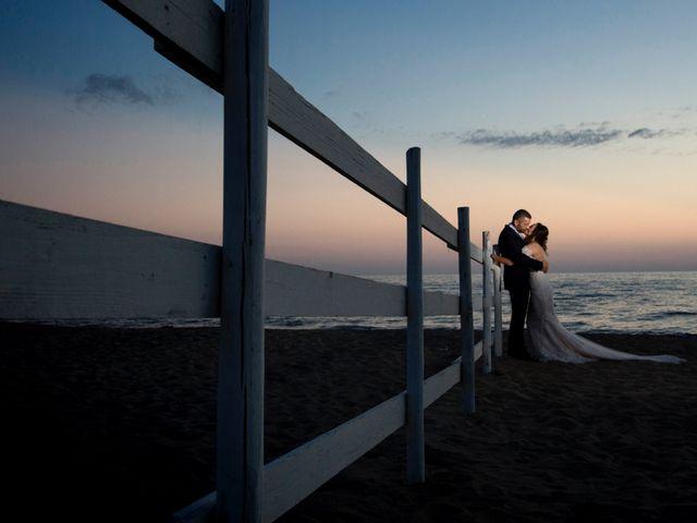 Il matrimonio di Francesco e Elena a Roccadaspide, Salerno 31