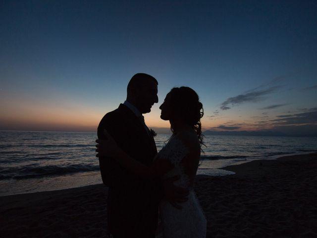 Il matrimonio di Francesco e Elena a Roccadaspide, Salerno 33