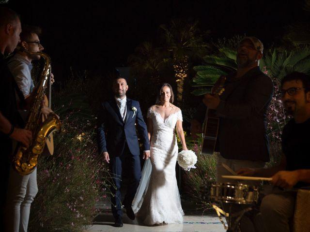 Il matrimonio di Francesco e Elena a Roccadaspide, Salerno 36
