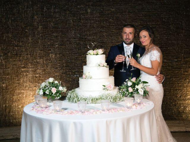 Il matrimonio di Francesco e Elena a Roccadaspide, Salerno 40