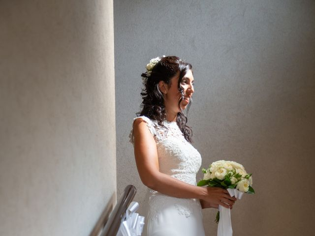 Il matrimonio di Gianluca e Giusy a Senago, Milano 7