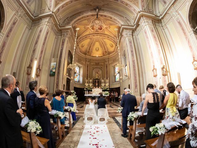 Il matrimonio di Gianluca e Giusy a Senago, Milano 8