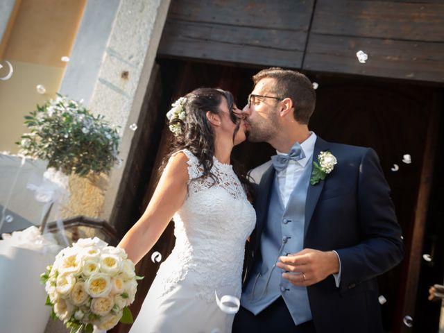 Il matrimonio di Gianluca e Giusy a Senago, Milano 9