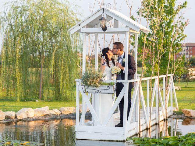 Il matrimonio di Gianluca e Giusy a Senago, Milano 11