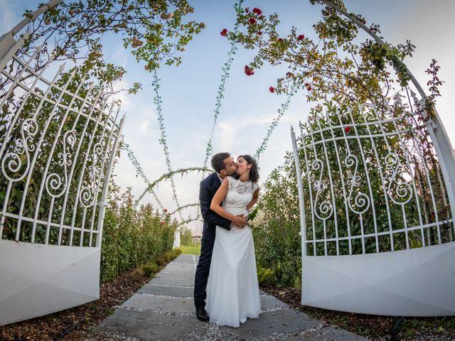 Il matrimonio di Gianluca e Giusy a Senago, Milano 16