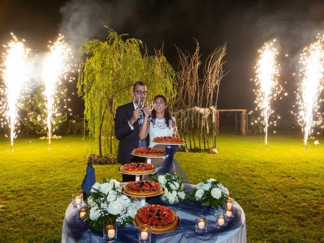 Il matrimonio di Gianluca e Giusy a Senago, Milano 23