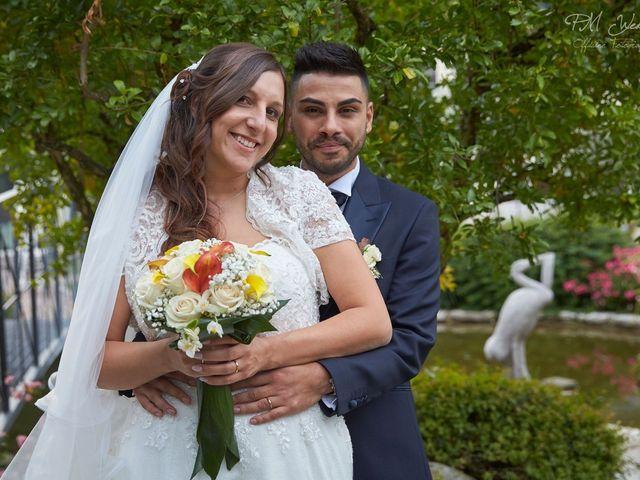 Il matrimonio di Davide  e Arianna a Lumezzane, Brescia 2