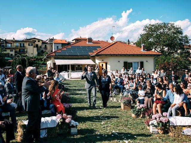 Il matrimonio di Ares e Alice a Carrù, Cuneo 26