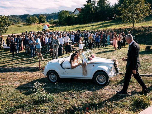Il matrimonio di Ares e Alice a Carrù, Cuneo 28