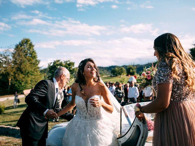 Il matrimonio di Ares e Alice a Carrù, Cuneo 30