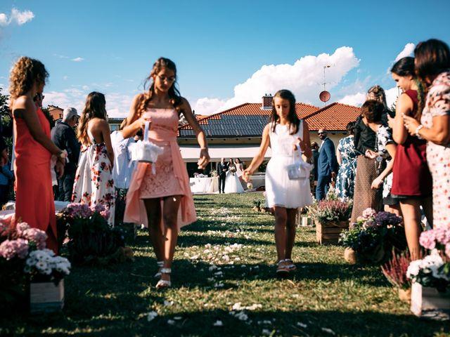 Il matrimonio di Ares e Alice a Carrù, Cuneo 32