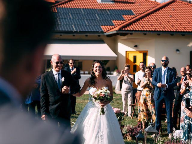 Il matrimonio di Ares e Alice a Carrù, Cuneo 33