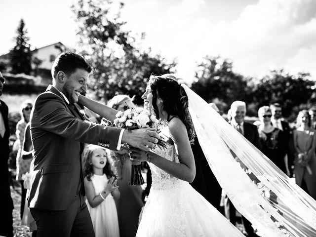 Il matrimonio di Ares e Alice a Carrù, Cuneo 34