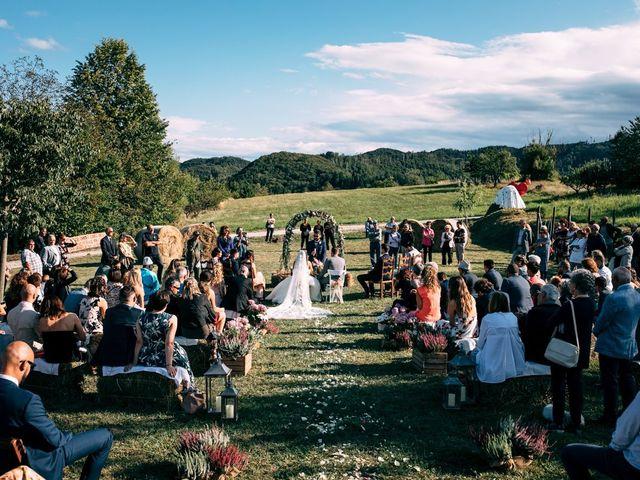 Il matrimonio di Ares e Alice a Carrù, Cuneo 37