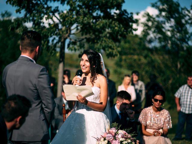 Il matrimonio di Ares e Alice a Carrù, Cuneo 39