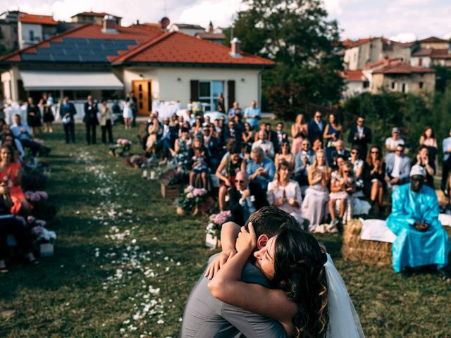 Il matrimonio di Ares e Alice a Carrù, Cuneo 43