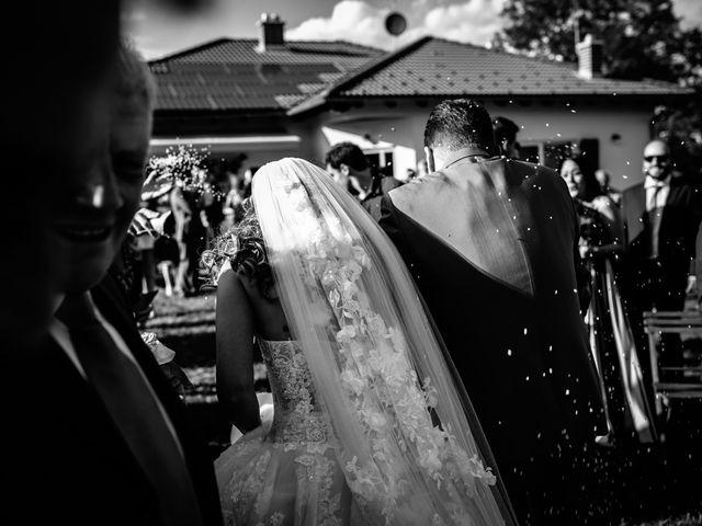Il matrimonio di Ares e Alice a Carrù, Cuneo 45