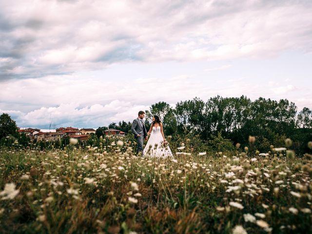 Il matrimonio di Ares e Alice a Carrù, Cuneo 47