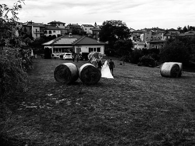 Il matrimonio di Ares e Alice a Carrù, Cuneo 53