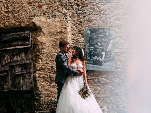 Il matrimonio di Ares e Alice a Carrù, Cuneo 1
